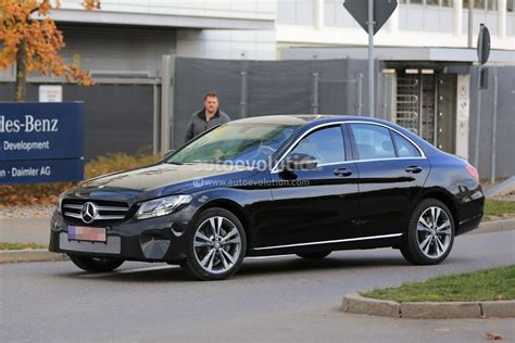 Mercedes E Class Facelift 2019 by Update 2019 Mercedes C Class Facelift May Cause A