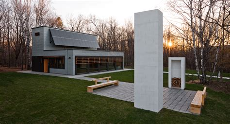 Sustainable Learning Centre in Minnesota: Bagley Outdoor