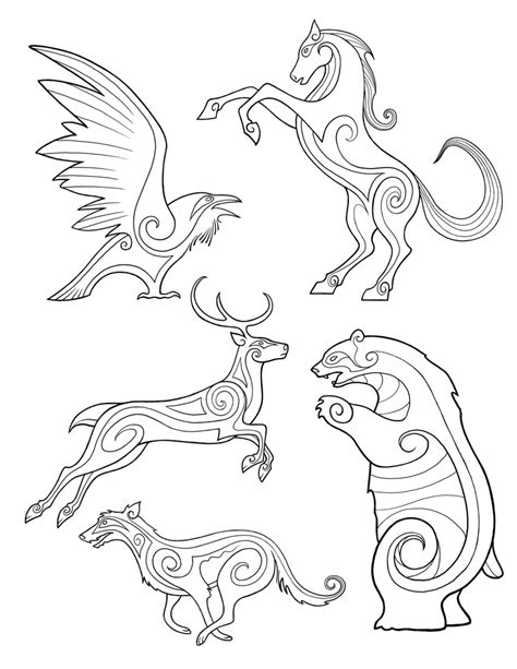 pictish tattoo designs michel gagn 233 animation