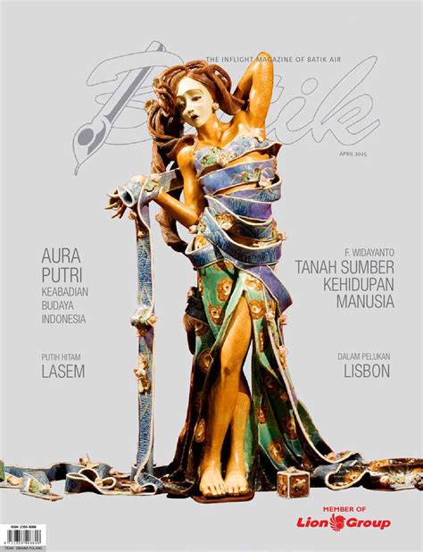 batik air inflight magazine batik april 2015 by batik air magazine issuu