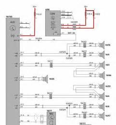 volvo 850 stereo wiring diagram wiring wiring diagram