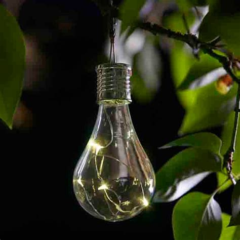 Amazing Solar Garden Lantern #1: 343612-eureka-solar-powered-lightbulb-lantern-3.jpg