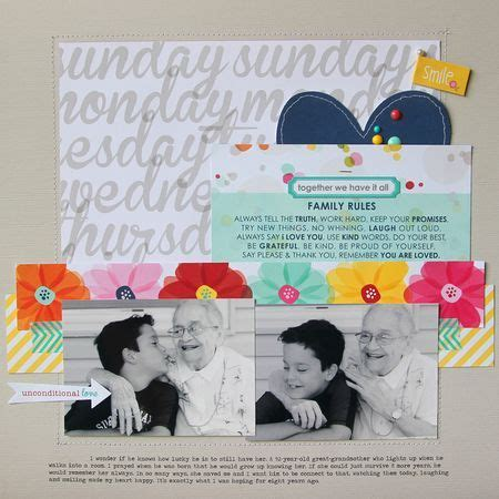 scrapbook layout rules papercraft scrapbook layout bella blvd layout by