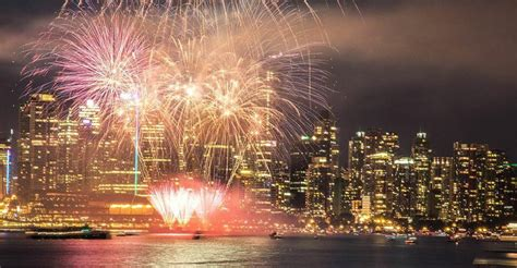 new year vancouver where to new year s vancouver s fireworks