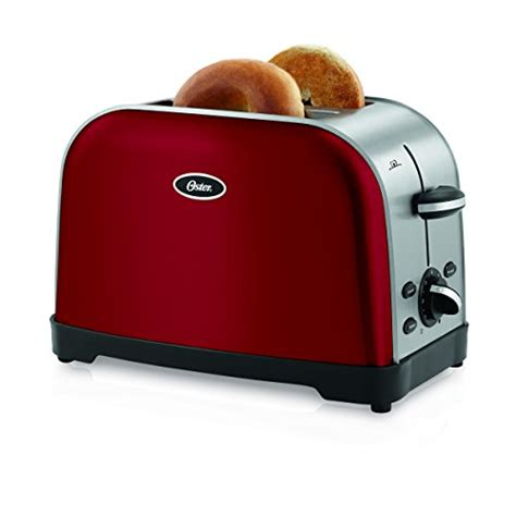 Cheap Toasters For Sale Oster Tssttrwf2r Oster Tssttrwf2r Brushed 2 Slice Toaster