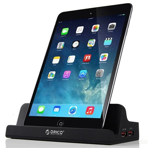 Orico 4 Ports Usb Charging Station For Smartphone And Tablet Orico Usb Charging Station For Smartphone And