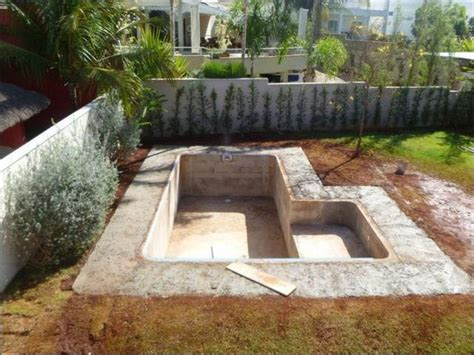 how to build a backyard pool cheap way to build your own swimming pool home project