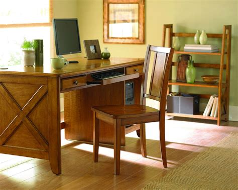 Homelegance Britanica Black Country Style Homelegance Country Style Oak Writing Desk
