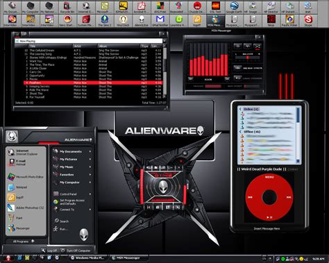 download themes for windows xp softonic alienguise for xp free download free software tubeelectro