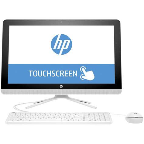 pc de bureau tout en un tactile pc de bureau tout en un hp 22 b000nk tactile i3 6 232 g 233 n