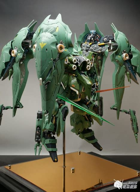 Bandai 1 72 Zaku Mechanical gundam indonesia g system 1 72 kshatriya painted build