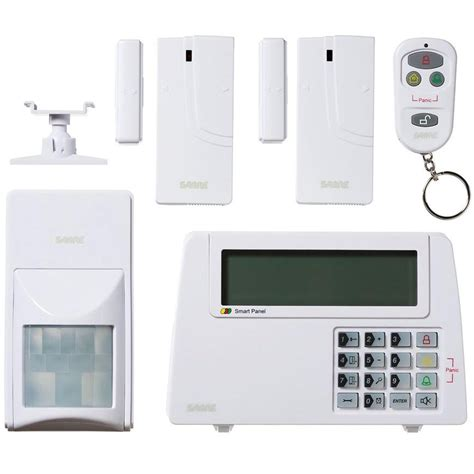 sabre 174 wireless home protection alarm system the home