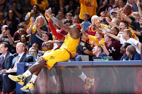 lebron james fan video jazz mascot fans troll the hell out of lone cavs