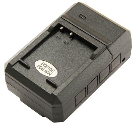 Battery Panasonic Dmw Bcf10 stk s panasonic dmw bcf10pp battery charger for panasonic dmw bcf19pp dmw bcf10 batteries