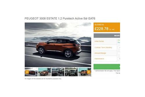 leasing deals on cars uk