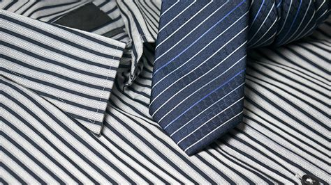 matching striped ties with striped shirt how to pick the perfect tie for different shirts like a pro