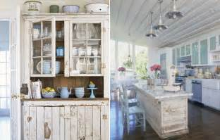Shabby Chic Kitchen Decorating Ideas by Shabby Chic Kitchen Home Decoration
