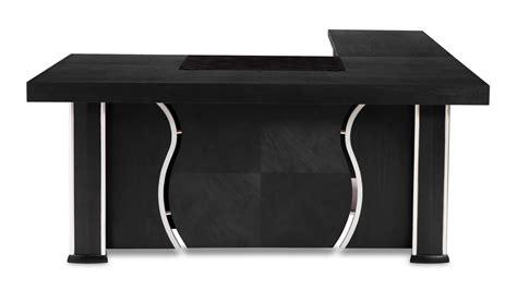modern black desks black oak modern desk with storage zuri furniture