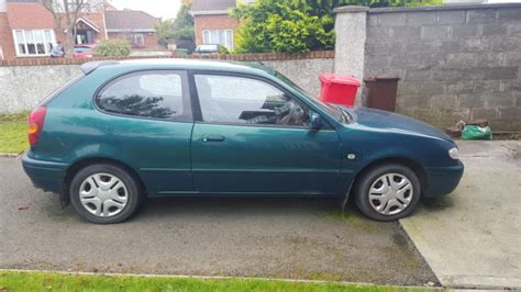 2001 Toyota Corolla Problems 2001 Toyota Corolla For Sale For Sale In Cashel Tipperary