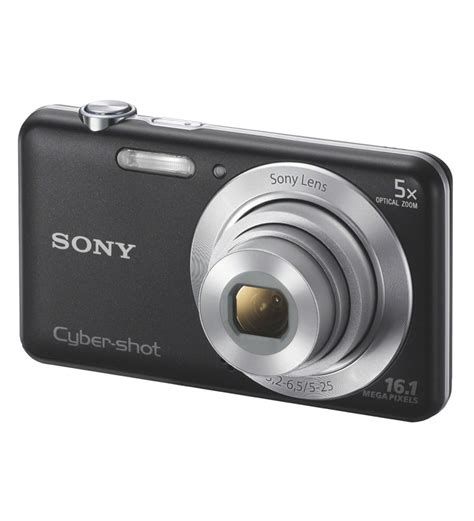 point and shoot sony w710 point and shoot black by sony