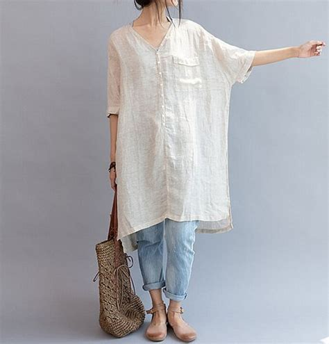 summer style and linen shirts on
