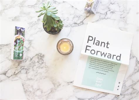 plantlab books open table plant forward a connected event at plant food