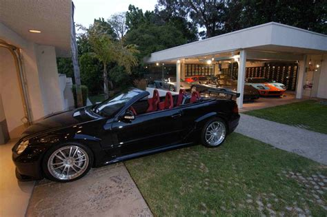 Garages Of The Rich And Famous Jeff S Place | garages of the rich and famous jeff s place
