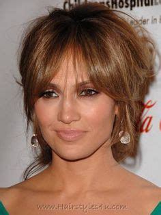 jlo braid inn middle of hair 1000 images about bangin on pinterest bangs nicole