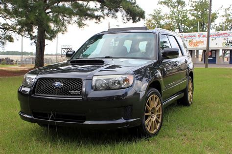 subaru forester modified subaru forester xt 2012