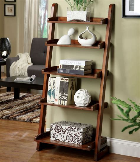 furniture ladder bookshelf decorating ideas for your home