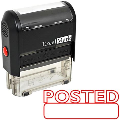 self ink rubber st price posted self inking rubber st ink excelmark a1539