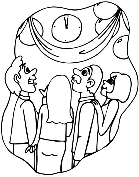 Coat Of Arms Coloring Page Appointment Alarm Clock