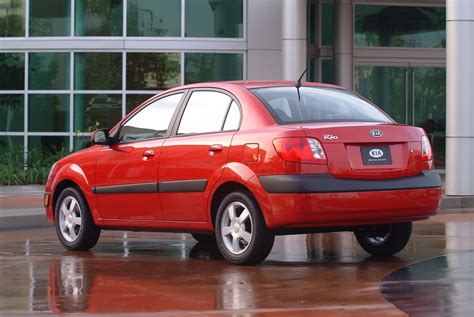 2007 kia rio history pictures value auction sales research and news