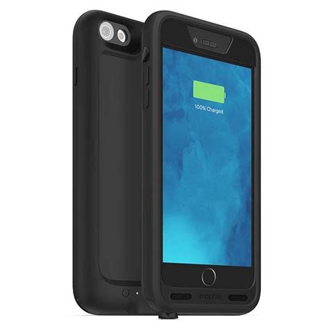 Mophie Juice Pack Plus Iphone 6 6s mophie juice pack h2pro iphone 6s plus battery boasts