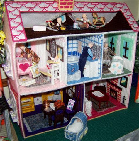 s w crafts dollhouse crafty miniature dollhouse dolls