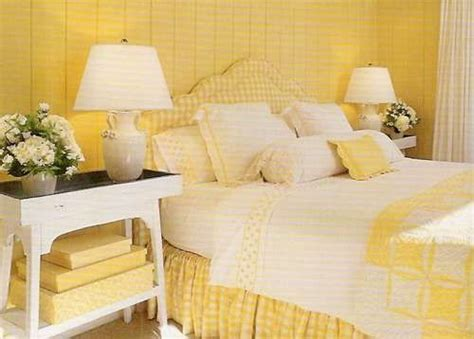 pale yellow and white bedroom my house