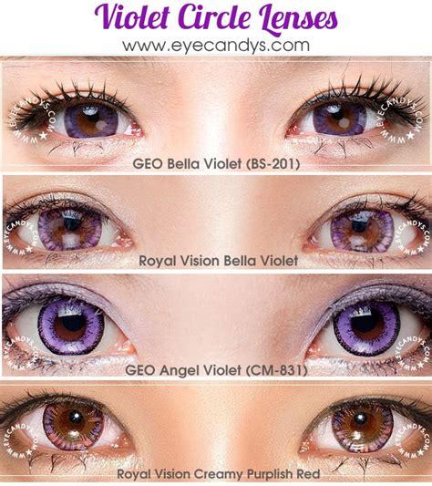 top color contacts colored contacts purple neiltortorella