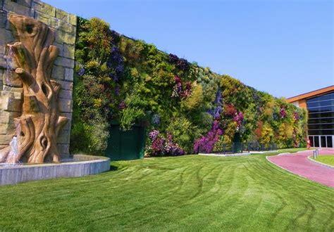 giardino in verticale giardino verticale da guinnes dei primati a rozzano di