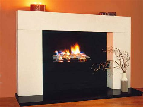 home accessories modern ventless gas fireplace wood