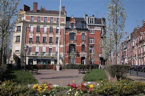 2 rue madeleine renaud angers marcq en baroeul carte plan hotel ville de marcq en