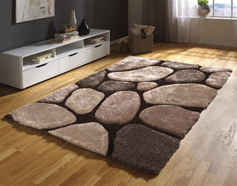 teppich steinmuster teppich braun te drehsessel 3er sofa ve