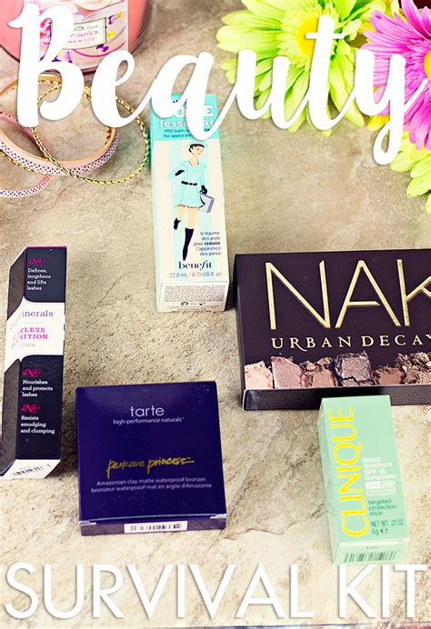 Macy S Cosmetics Giveaway - macy s beauty survival kit giveaway hairspray and highheels bloglovin