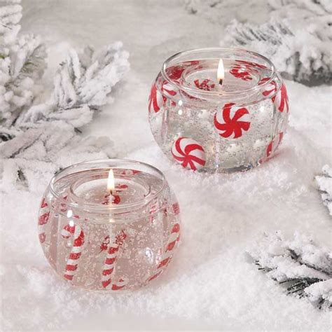candele in gel jell candles candles pack of 4 cheer