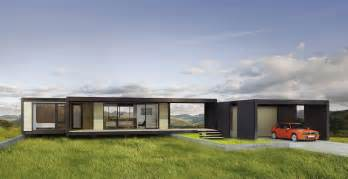 Affordable Modern Homes by Streamlining The Prefab Home Process Architects And Artisans