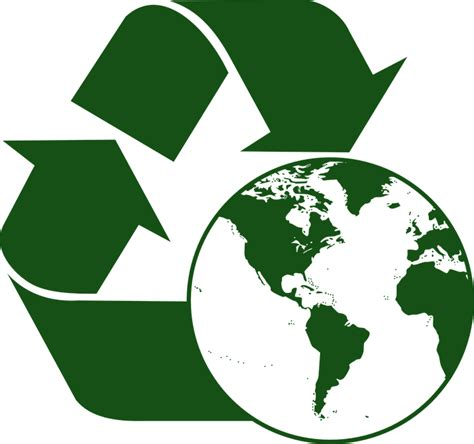 Free vector graphic: Recycling, Environment, Green   Free