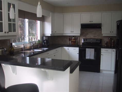white kitchen cabinets black appliances kitchen colors with white cabinets and black appliances