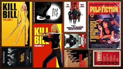 quentin tarantino debut film screen genius references in quentin tarantino movies