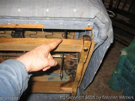 how to repair recliner repairing lazyboy recliners