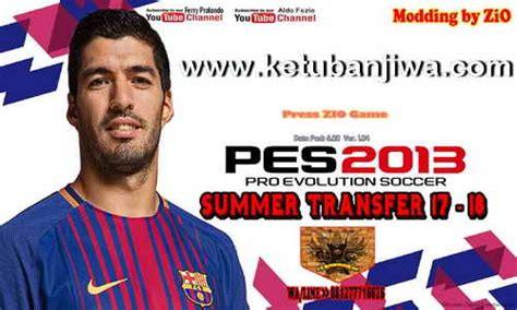 Pes 2013 Summer Transfer 2018 Liga Gojek Cfw Ofw Ps3 pes 2018 ps3 no replay logo