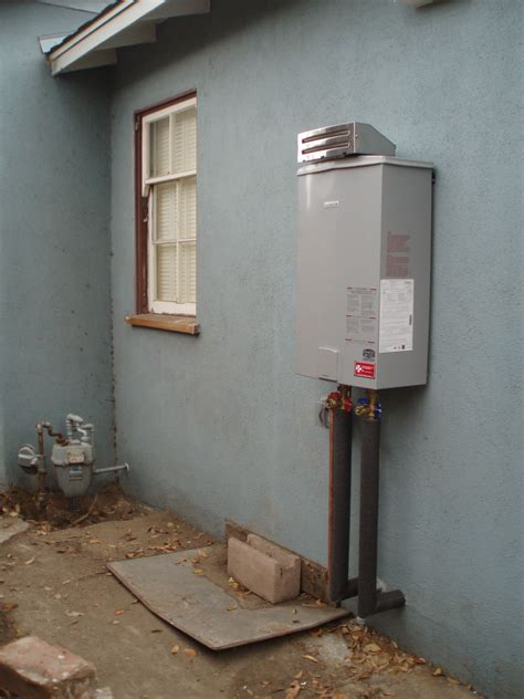 Water Heater Outdoor Ac pictures of different tankless water heaters